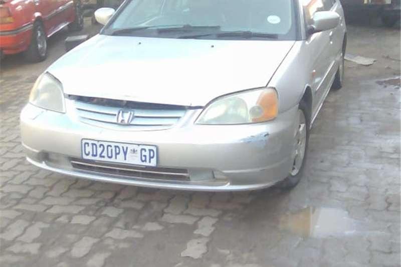 Honda Civic sedan 1.6 Comfort 2001