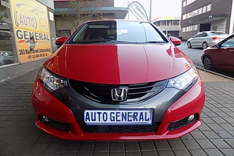 Honda Civic sedan 1.6 Comfort 2012