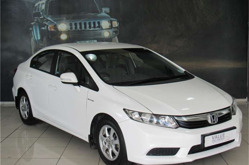 Honda Civic sedan 1.6 Comfort 2014