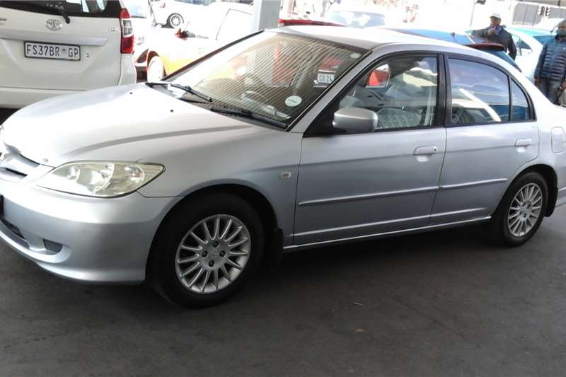 Honda Civic sedan 1.6 Comfort auto 2005