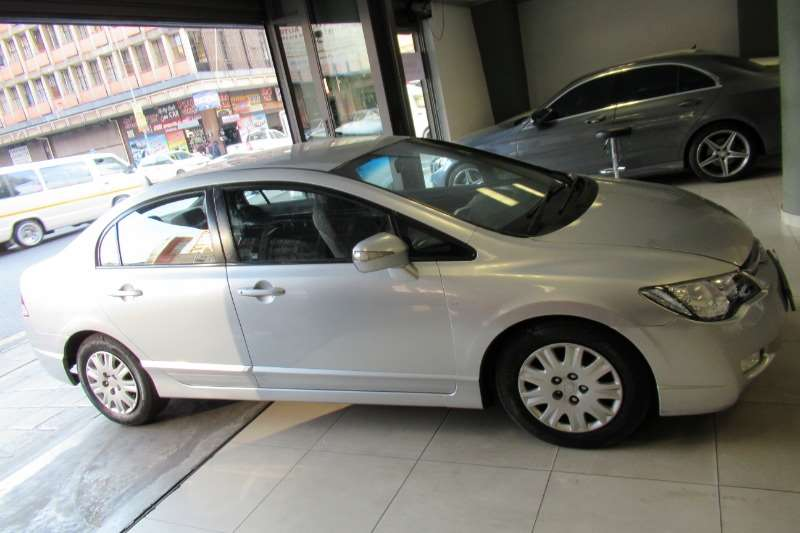 Honda Civic sedan 1.6 Comfort auto 2008