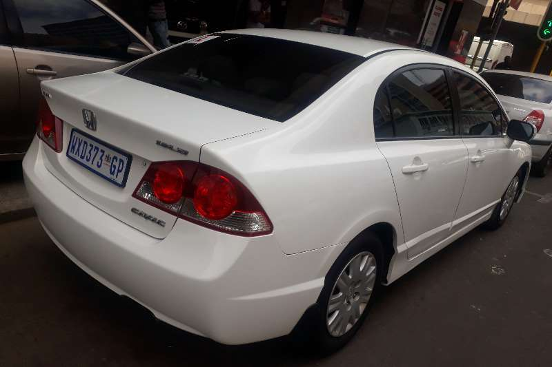 Honda Civic sedan 1.6 Comfort auto 2009