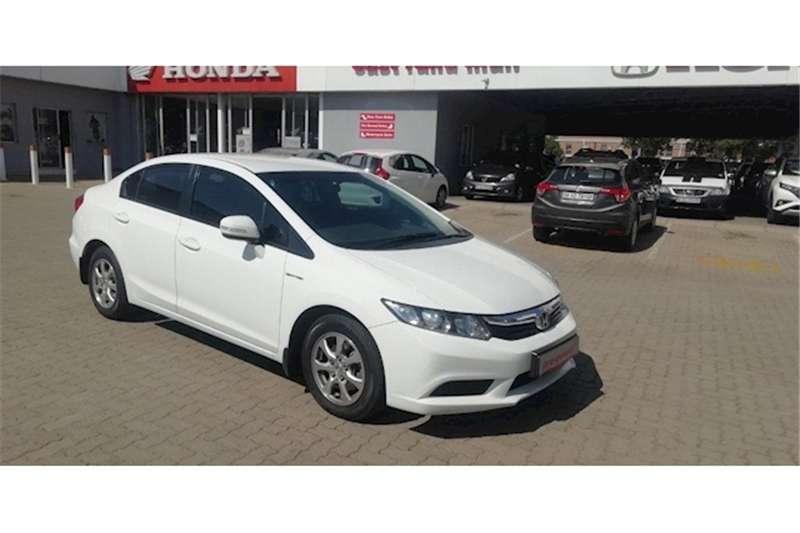 Honda Civic sedan 1.6 Comfort auto 2013