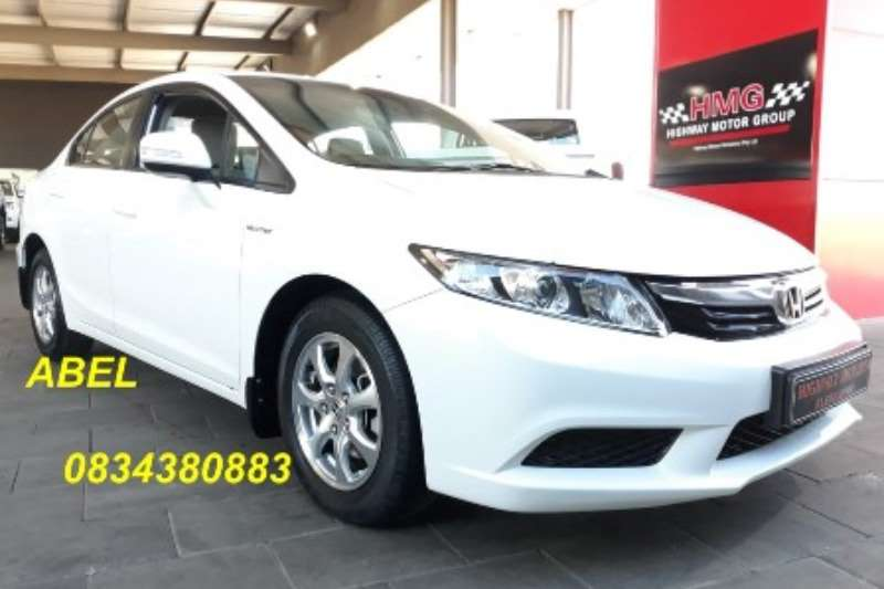 Honda Civic sedan 1.6 i VTEC Comfort auto 2012
