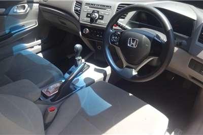 Honda Civic sedan 1.8 Comfort 2013