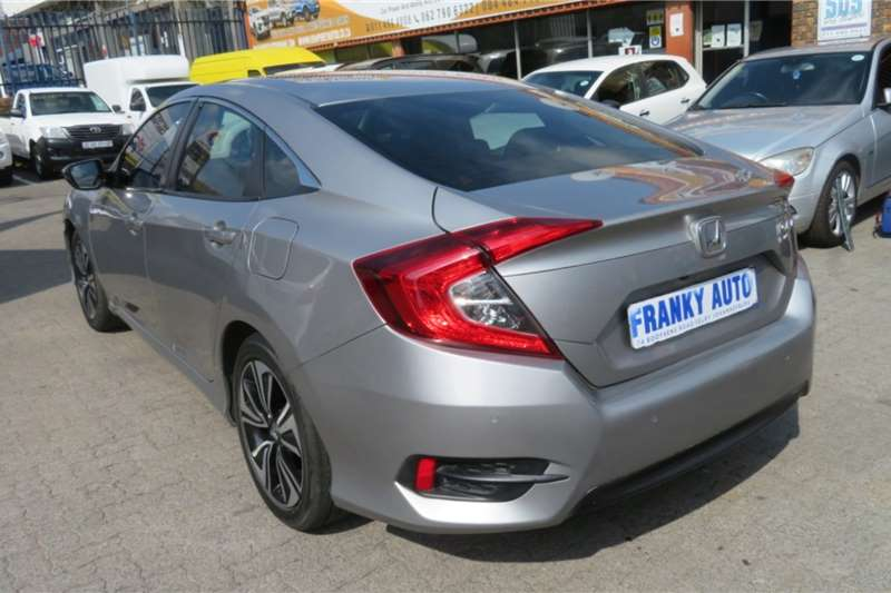 Honda Civic sedan 1.8 Comfort 2017