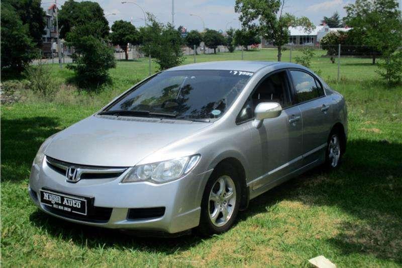 Honda Civic sedan 1.8 Comfort auto 2006