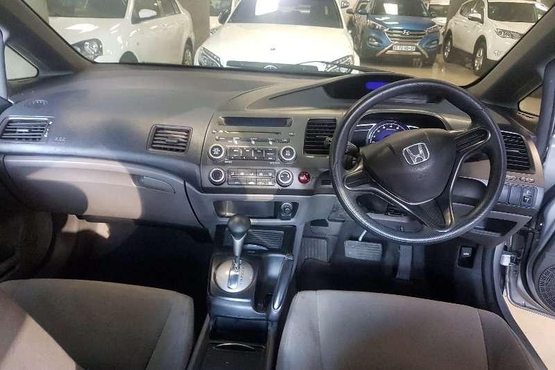 Honda Civic sedan 1.8 Comfort auto 2008