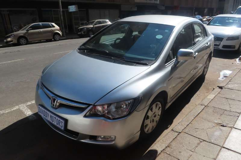 Honda Civic sedan 1.8 Comfort auto 2008