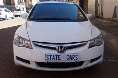2009 Honda Civic Civic sedan 1.8 Comfort auto