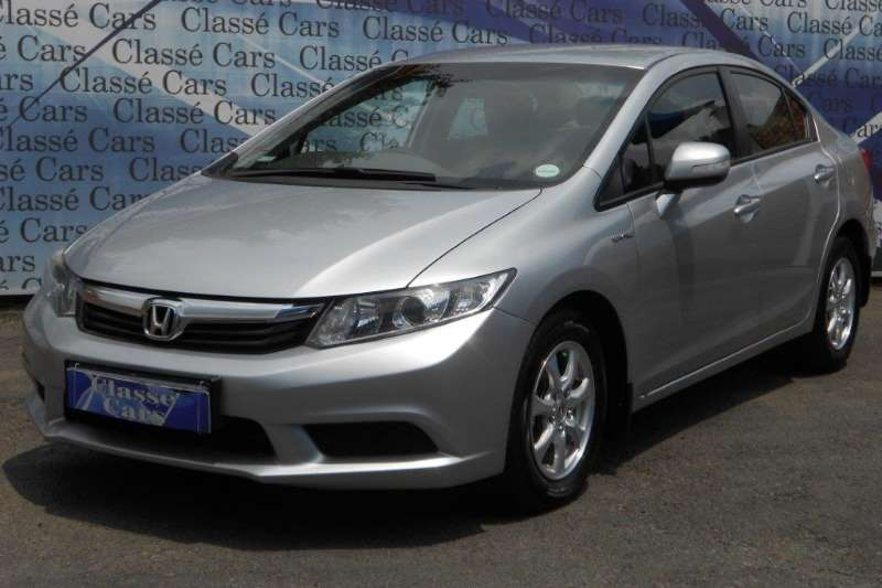 Honda Civic sedan 1.8 Comfort auto 2012
