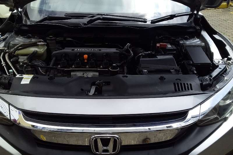 Honda Civic sedan 1.8 Comfort auto 2017