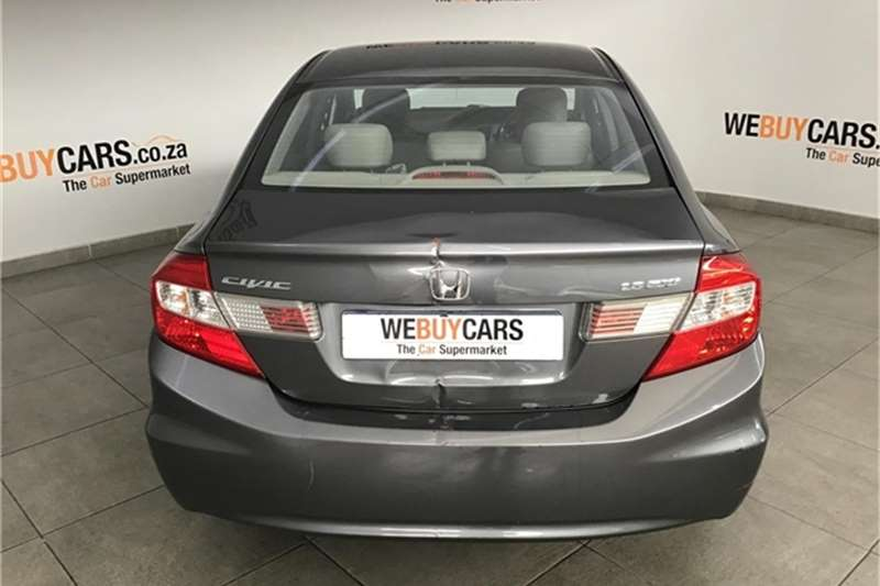 Honda Civic sedan 1.8 Elegance 2014