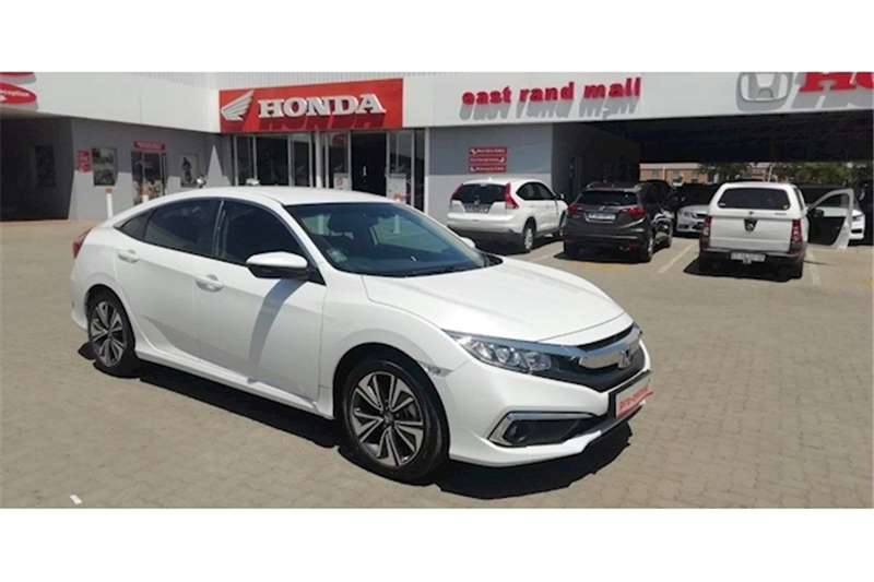 Honda Civic sedan 1.8 Elegance 2019