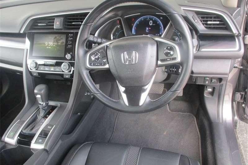 2020 Honda Civic Civic sedan 1.8 Elegance