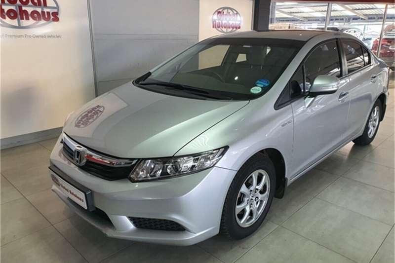 Honda Civic sedan 1.8 Elegance auto 2012