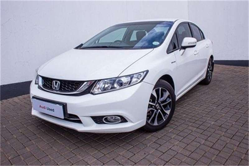 Honda Civic sedan 1.8 Elegance auto 2016