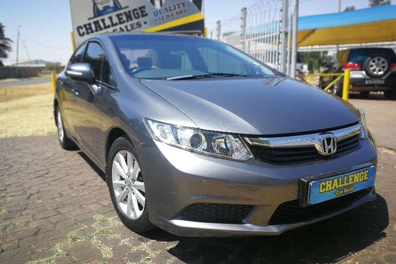 Honda Civic sedan 1.8 Executive 2012