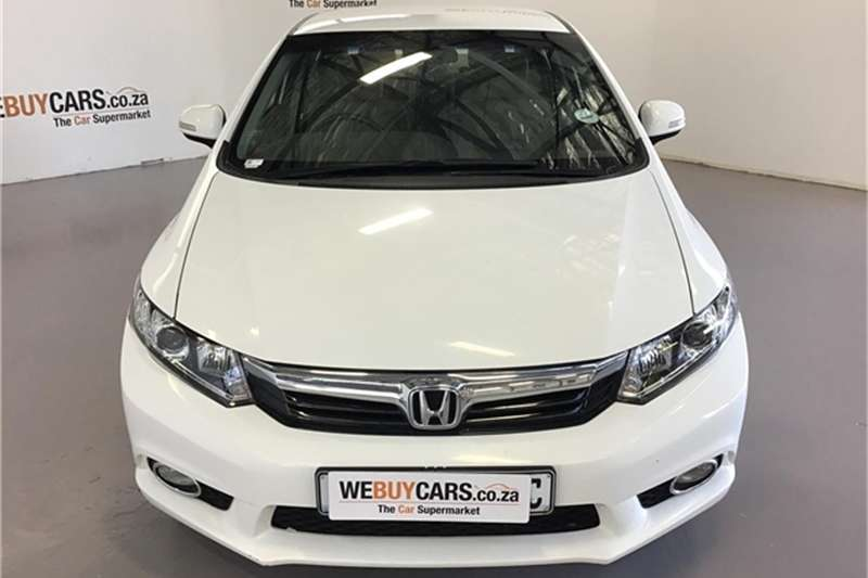 Honda Civic sedan 1.8 Executive auto 2012