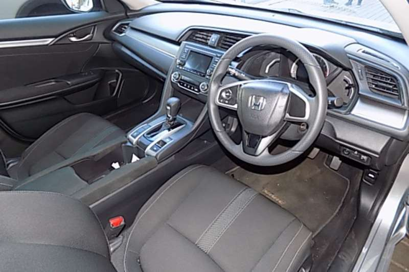 Honda Civic sedan 1.8 Executive auto 2016