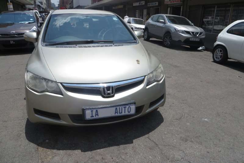 Honda Civic sedan 1.8 EXi 2006