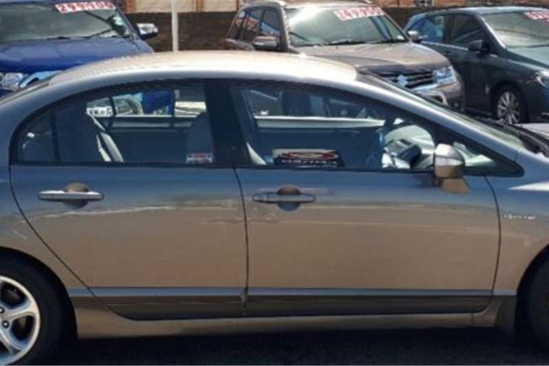 Honda Civic sedan 1.8 EXi 2007