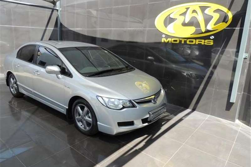 Honda Civic sedan 1.8 EXi 2007