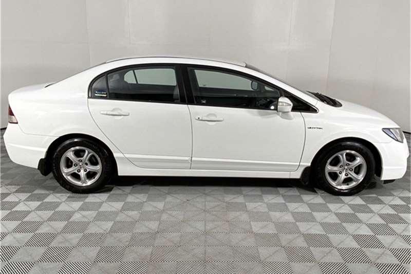Used 2007 Honda Civic sedan 1.8 EXi