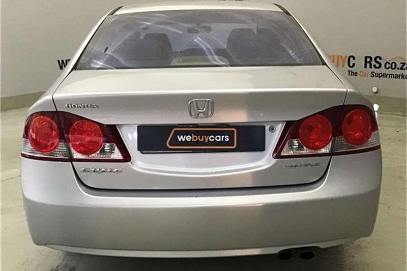 Honda Civic sedan 1.8 EXi 2008