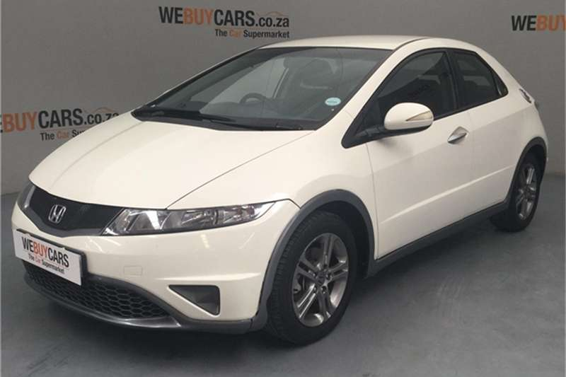 Honda Civic sedan 1.8 EXi 2011