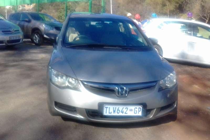 Honda Civic sedan 1.8 LXi 2006