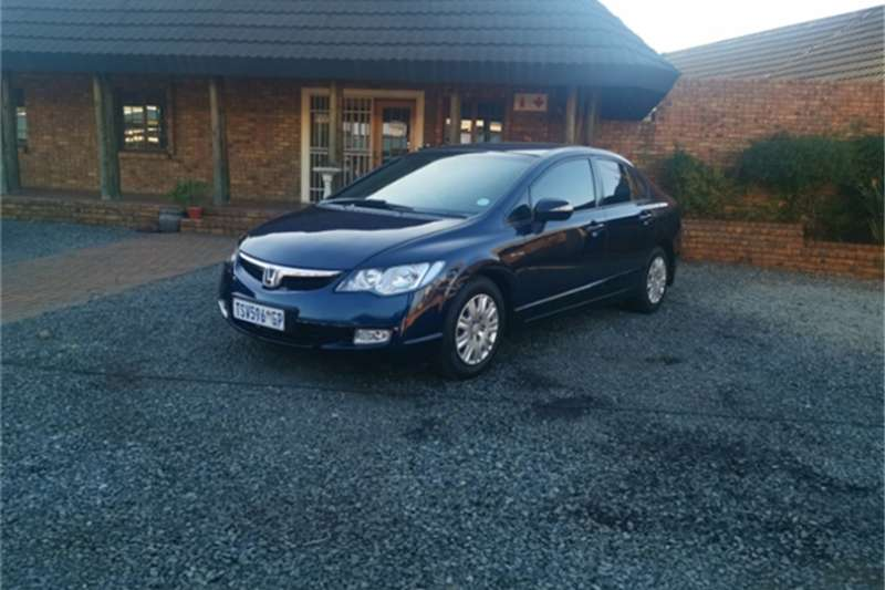 Honda Civic sedan 1.8 LXi 2006