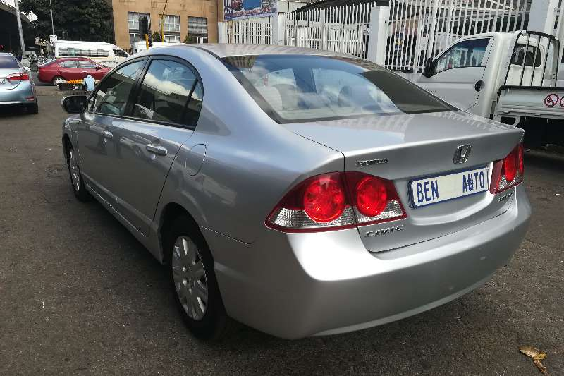 Honda Civic sedan 1.8 LXi 2008