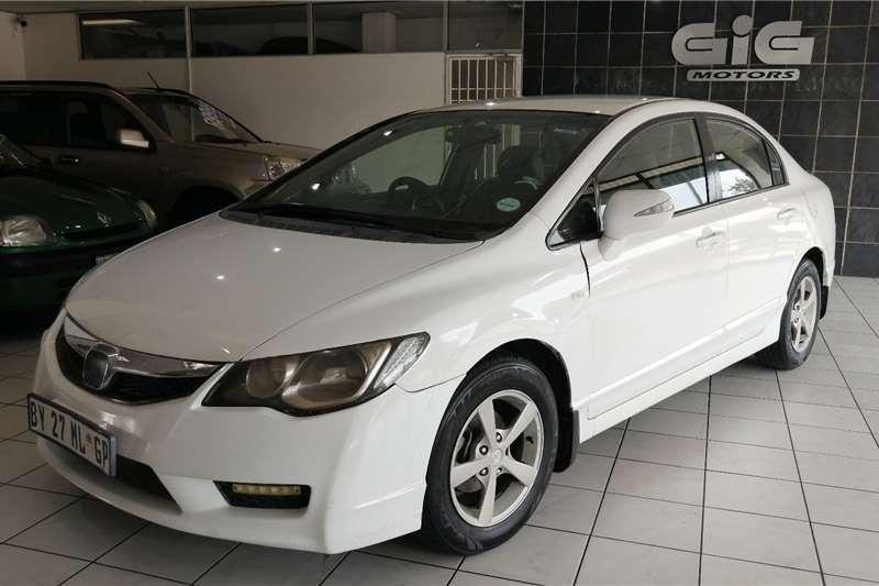 Honda Civic sedan 1.8 LXi 2009