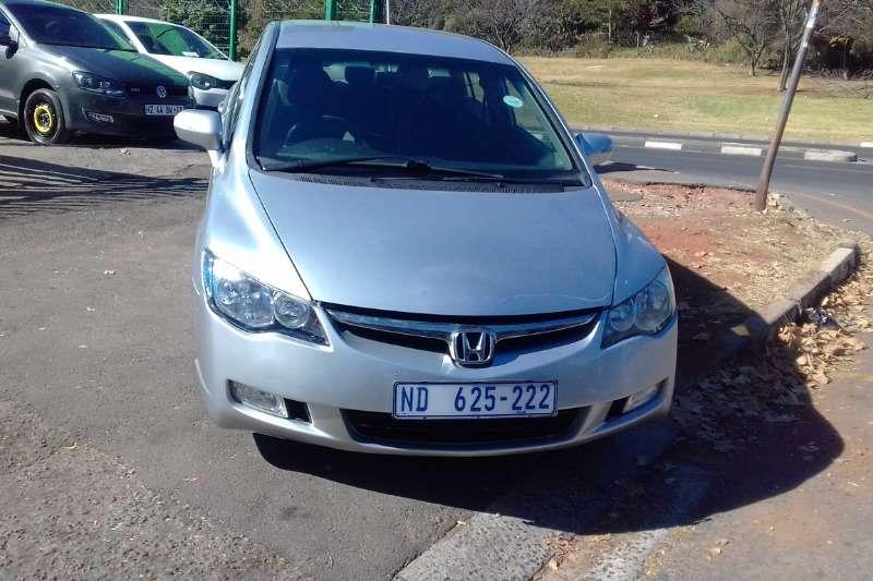 Honda Civic sedan 1.8 LXi automatic 2008