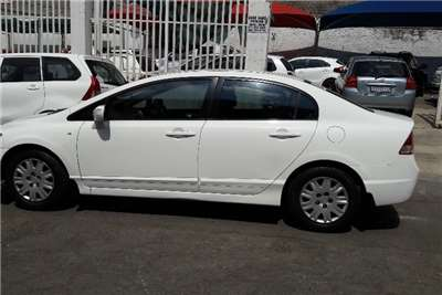 Honda Civic sedan 1.8 LXi automatic 2008