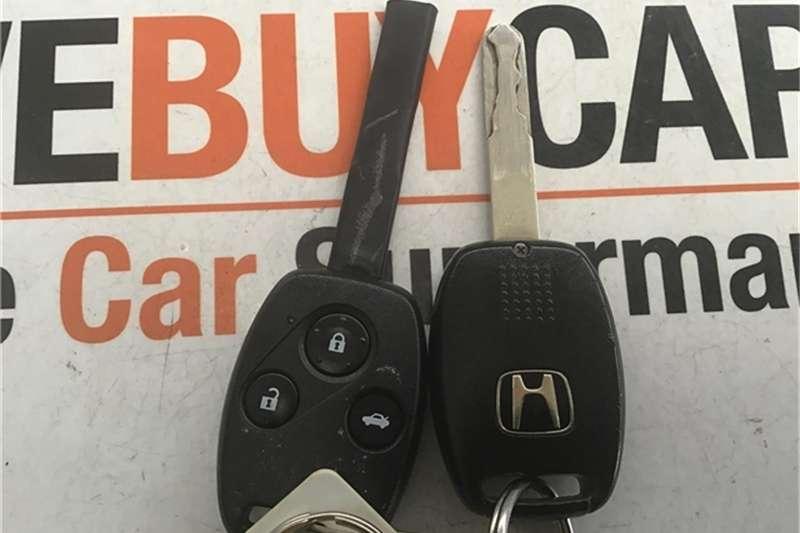 Honda Civic sedan 1.8 LXi automatic 2011