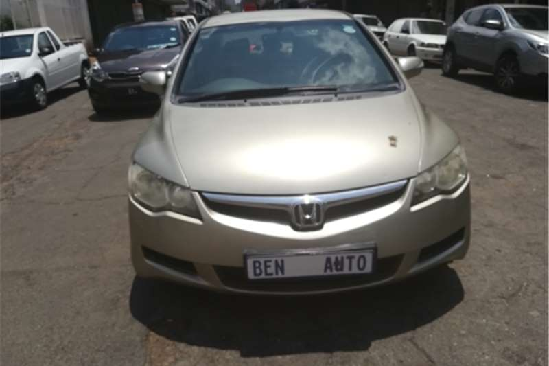 Honda Civic sedan 1.8 VXi 2006