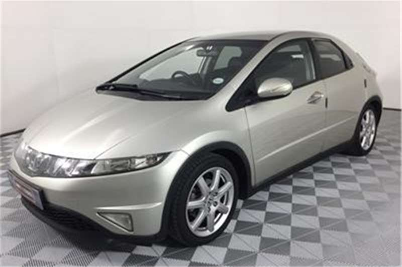 Honda Civic sedan 1.8 VXi 2008
