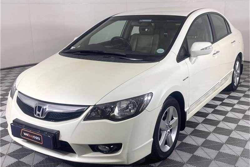 2010 Honda Civic Civic sedan 1.8 VXi