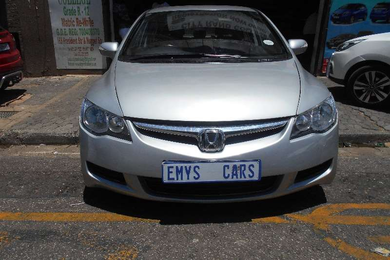 Honda Civic sedan 1.8 VXi automatic 2006
