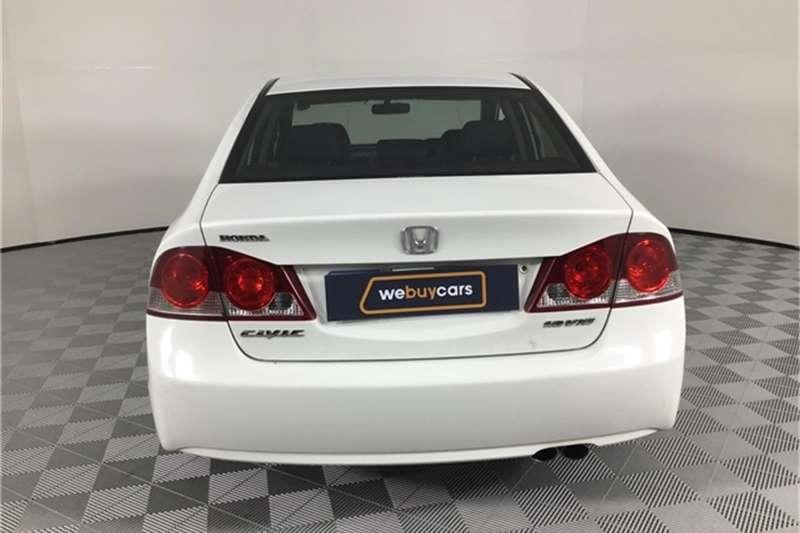 Honda Civic sedan 1.8 VXi automatic 2007