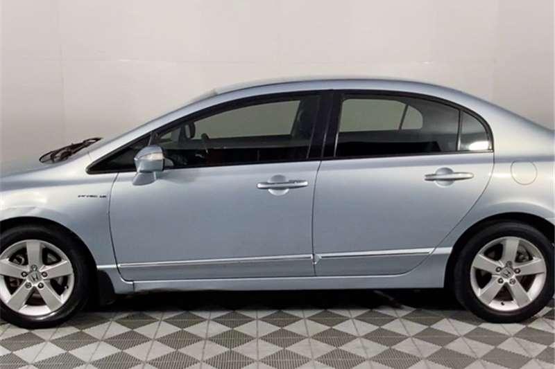 2007 Honda Civic Civic sedan 1.8 VXi automatic