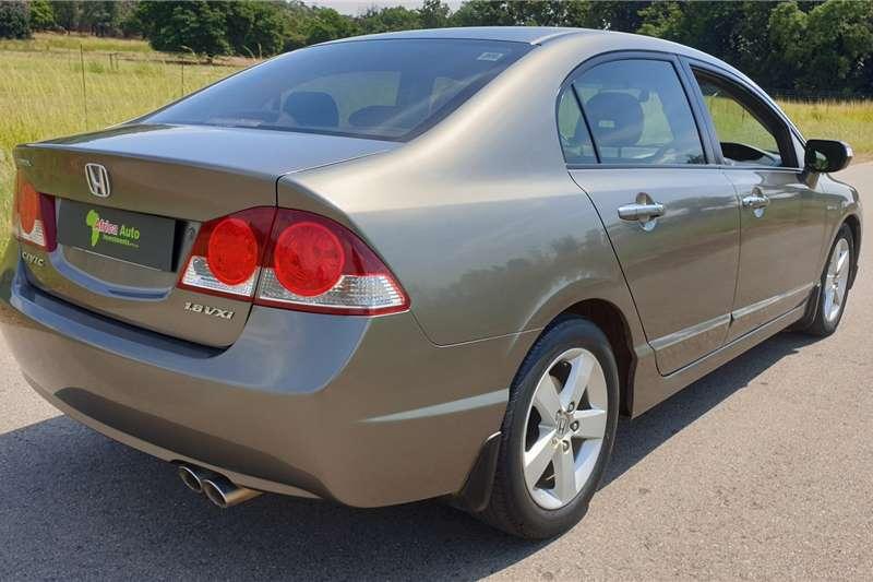 Honda Civic sedan 1.8 VXi automatic 2008