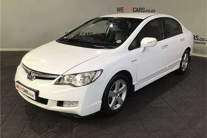 Honda Civic sedan 1.8 VXi automatic 2009