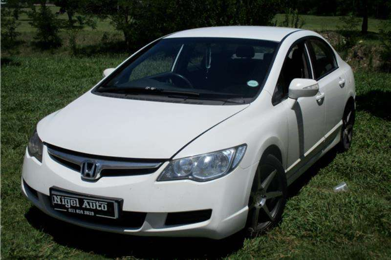 Honda Civic Sedan CIVIC 1.5T EXECUTIVE CVT 2008