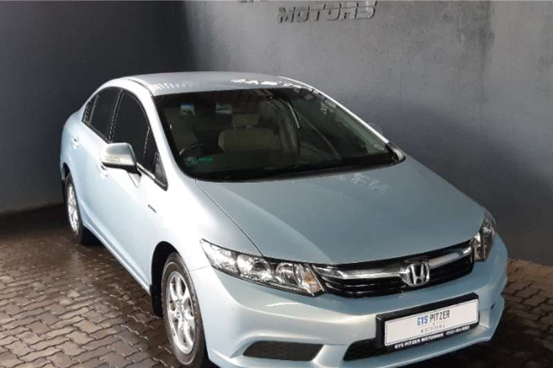 Honda Civic Sedan CIVIC 1.8 COMFORT CVT 2013