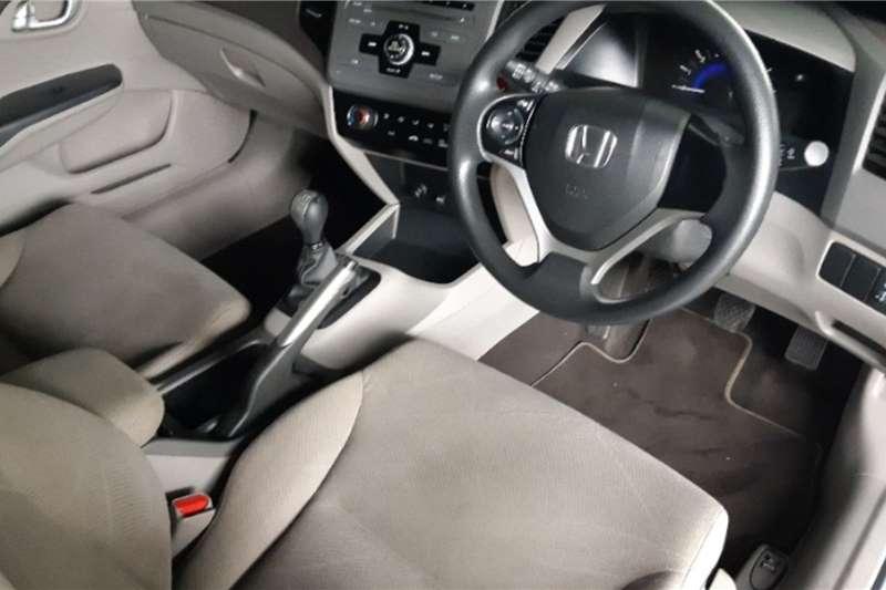 Used 2013 Honda Civic Sedan CIVIC 1.8 COMFORT CVT