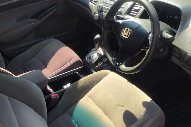 Honda Civic Sedan CIVIC 1.8 ELEGANCE CVT 2006