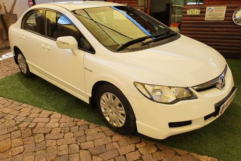 2007 Honda Civic sedan CIVIC 1.8 ELEGANCE CVT